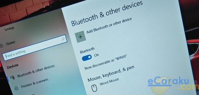 Cara Mengganti Nama Bluetooth Di Windows 10 dan Windows 7