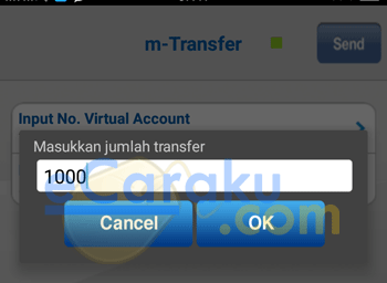 Cara Isi Go-Pay Lewat BCA Mobile